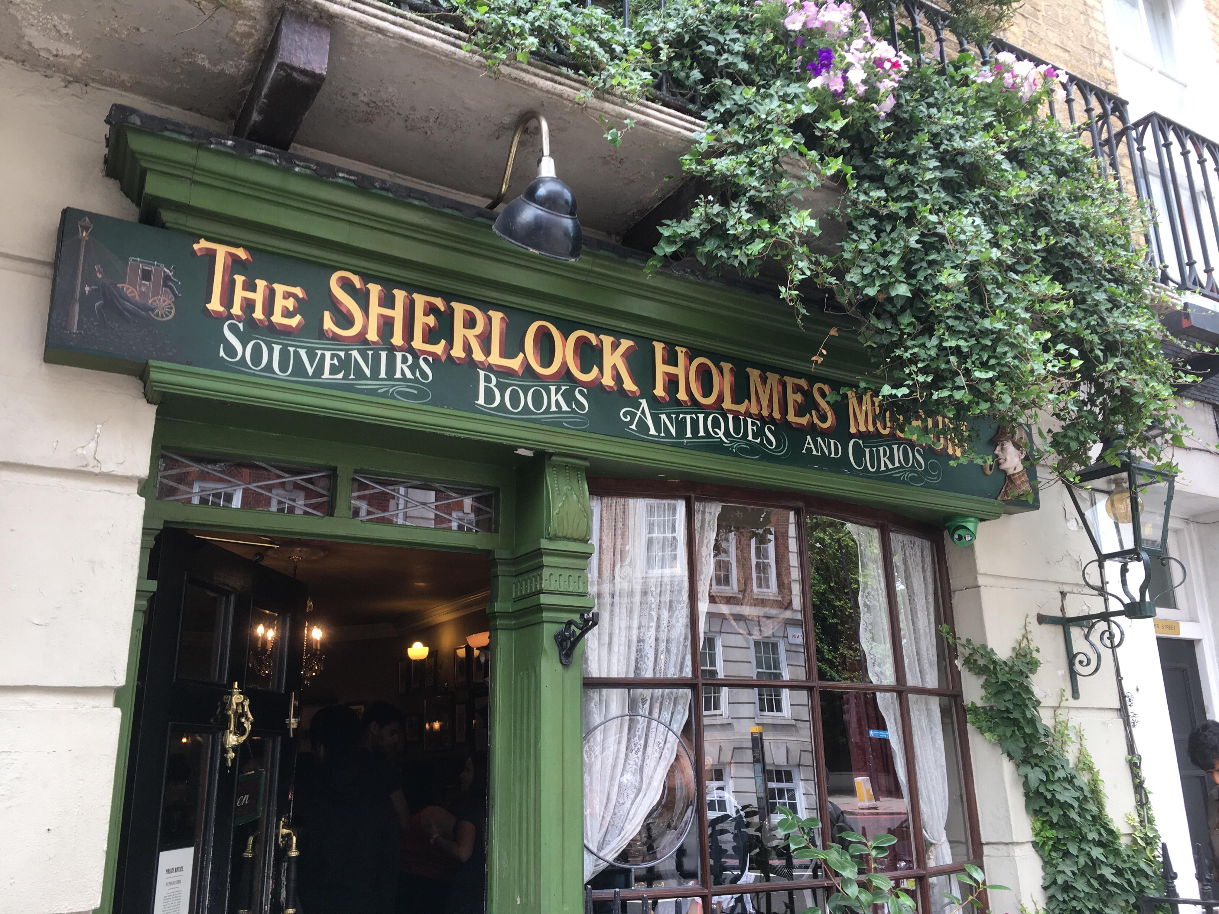 A Taste of Holmes (OTBT)