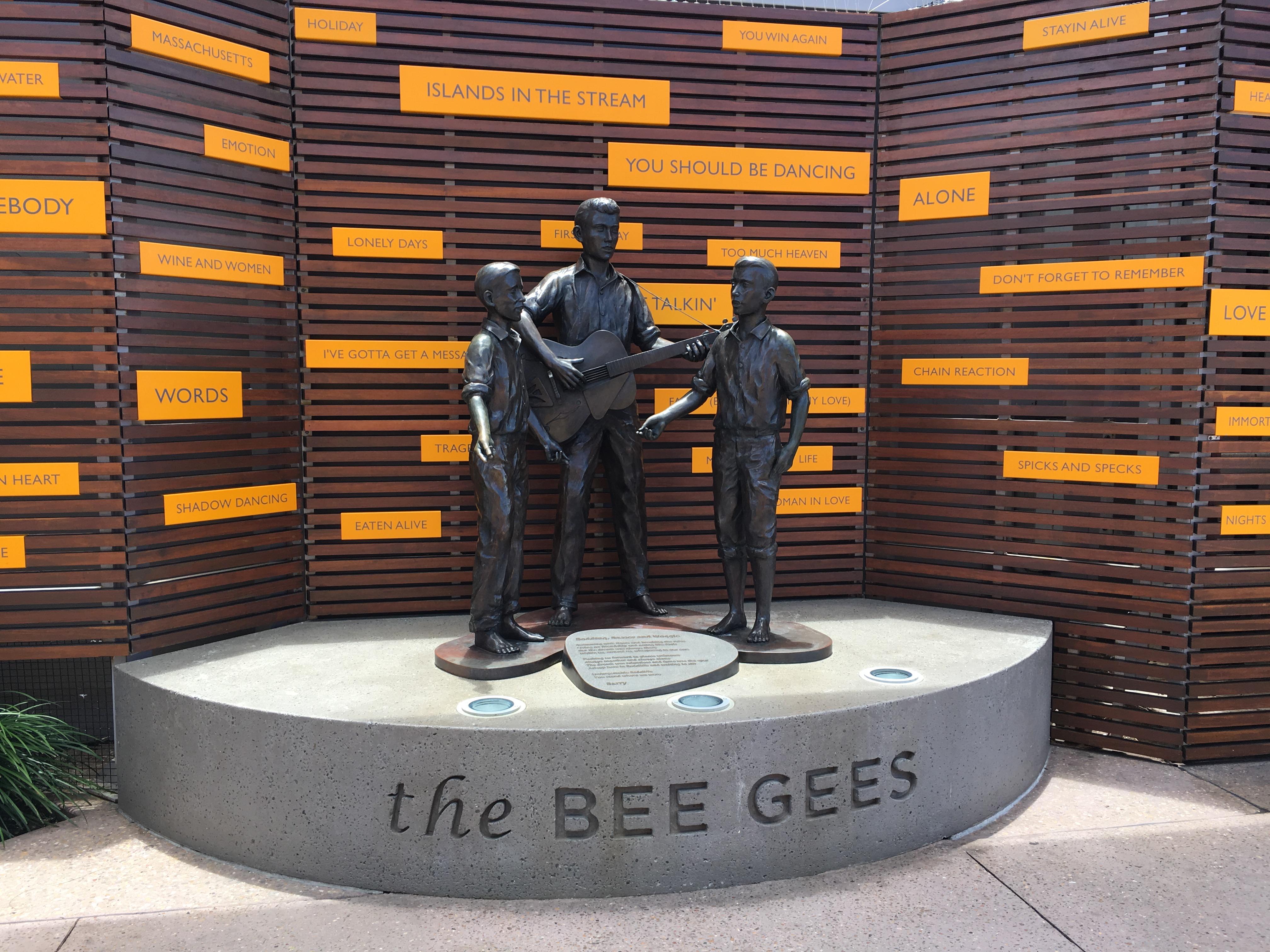 Bee Gees Way (OTBT)